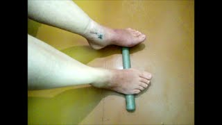 Гипс при переломе лодыжки сняли, упражнения для восстановления ноги. Спорт и Здоровье.(Гипс при переломе лодыжки сняли, оздоровительные упражнения для восстановления ноги в домашних условиях...., 2015-12-27T14:57:43.000Z)