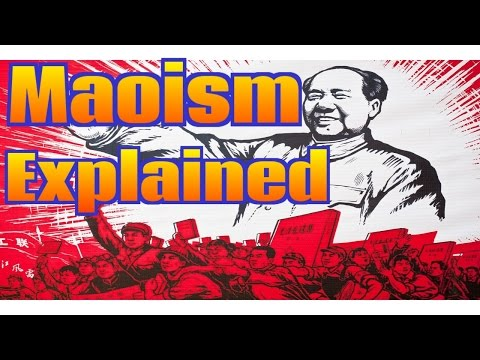 Maoism Explained: What is Marxism-Leninism-Maoism?