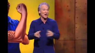 Women vs. Men in America - Bill Maher