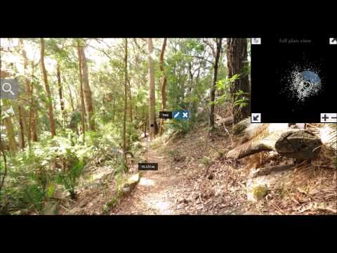 Ecology Survey with a 3D Scanner