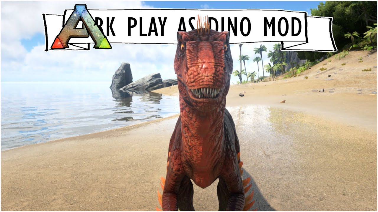 Playing as a raptor ep 1 ark play as dino mod mating playing as a raptor ep 1 ark play as dino mod mating making a nest laying raptor eggs youtube malvernweather Gallery
