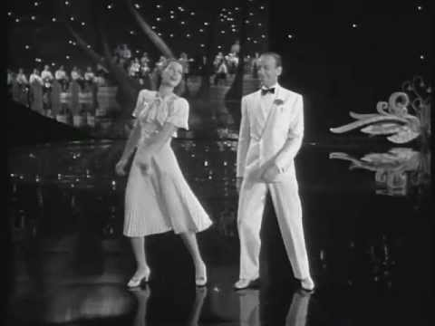 Fred Astaire and Eleanor Powell.