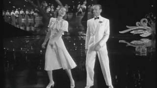 Fred Astaire and Eleanor Powell in one of the greatest tap dance pe...