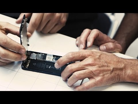 iFixit at work in the European Parliament