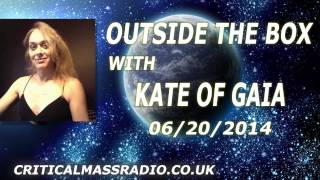 Outside The Box With Kate Of Gaia - Phoenician Word Magic [06/20/2014]