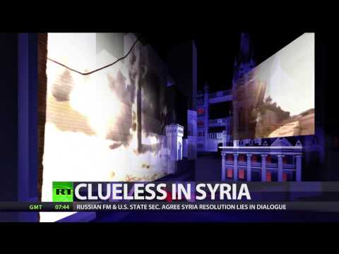 CrossTalk: Israel vs Syria (ft. Pepe Escobar)