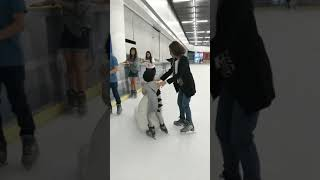 Ice Skating 2nd time