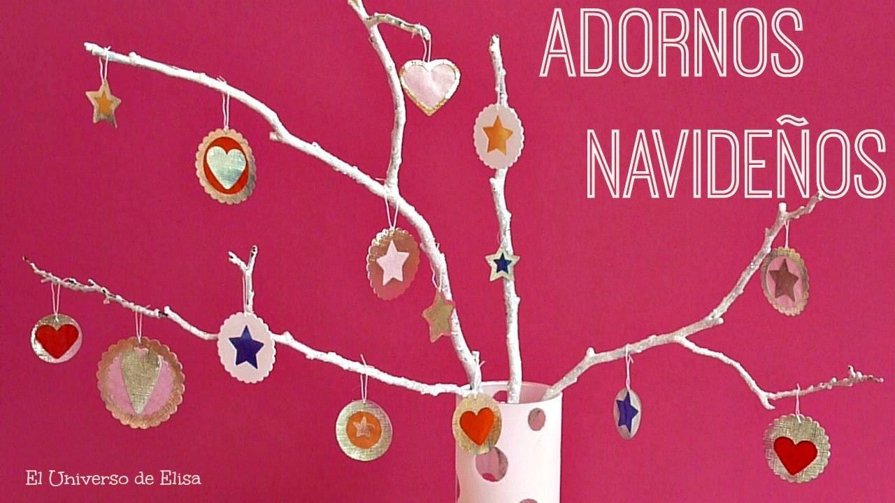 Manualidades para navidad decoraci n para navidad for Decoracion de navidad manualidades