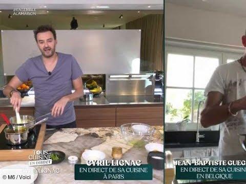 video-tous-en-cuisine-:-trop-dissipé,-jean-baptiste-guégan-se-fait-reprendre-par-cyril-lignac