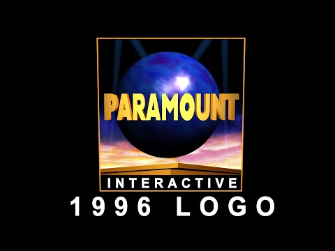 Paramount Interactive Logo 1996