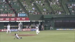 投球が良ければ、守備も活き活きオリックス寺原 7月29日 西武-オリックス thumbnail