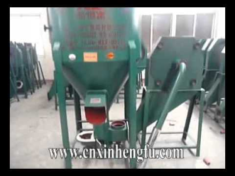 Small Vertical Poultry Feed Making Machine Ce Animal Feed Pellet