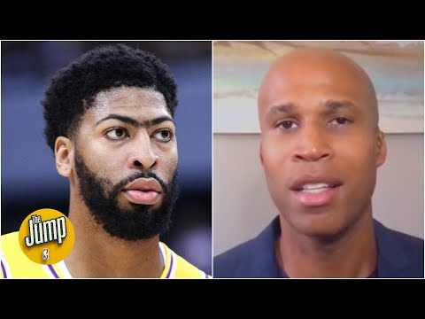 How injuries to stars like Anthony Davis are impacting teams in the NBA's bubble | The Jump