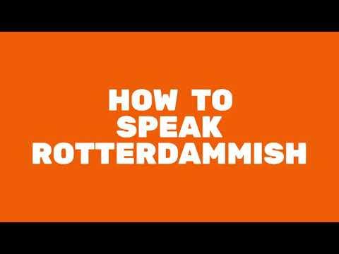 Rotterdammish Lesson 3 - Songfestivalforum powered by FOK!