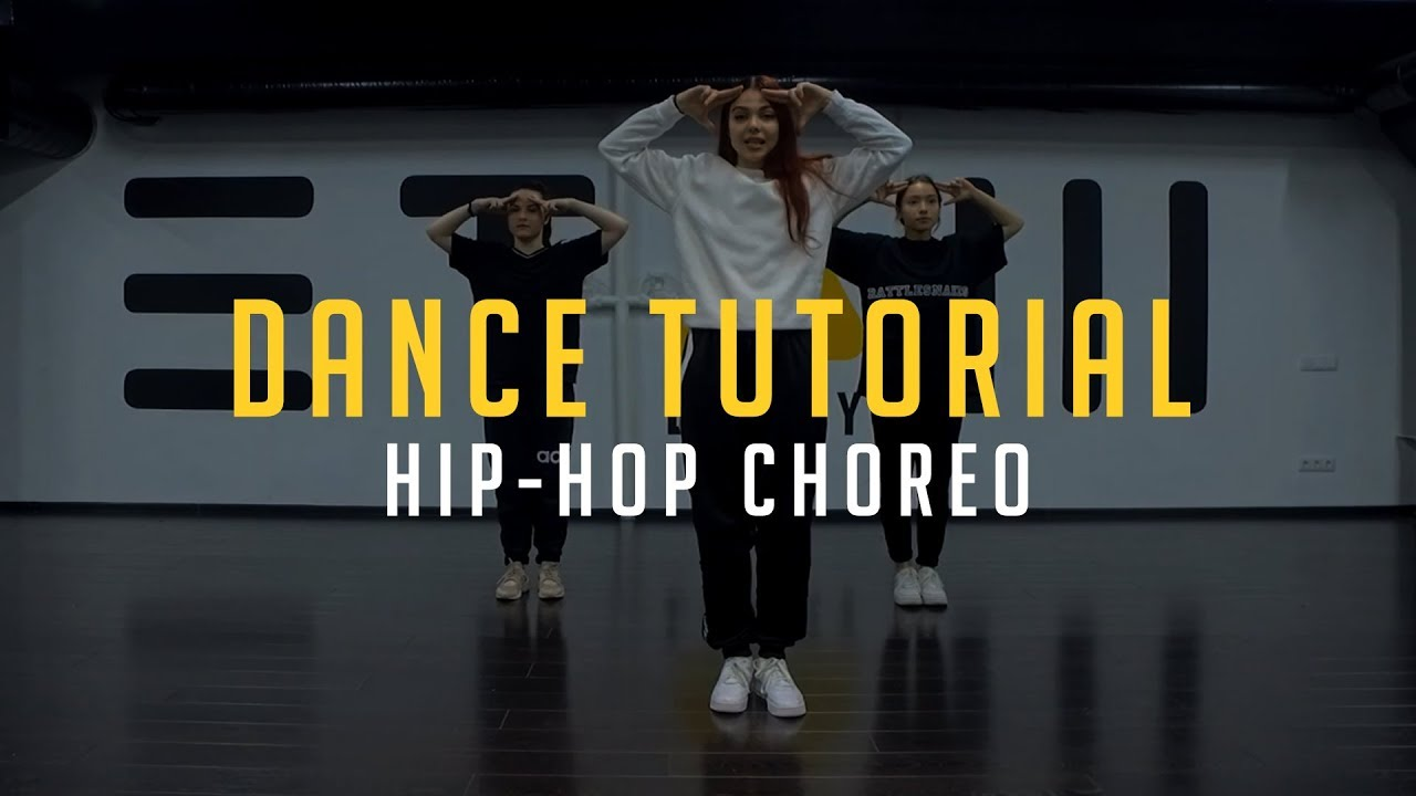 Hip-Hop Choreo | Видеоурок @skoblika.va x @etazhlarry