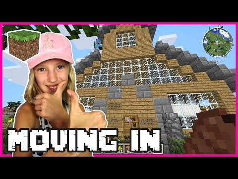 Moving In the New House / Minecraft