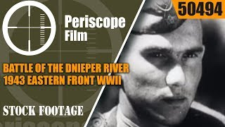 This Ukranian-language newsreel shows the WWII era victory of the S...