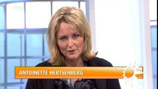 Antoinette Hertsenberg (rtl boulevard - loden leeuw - 21 dec. 2009)