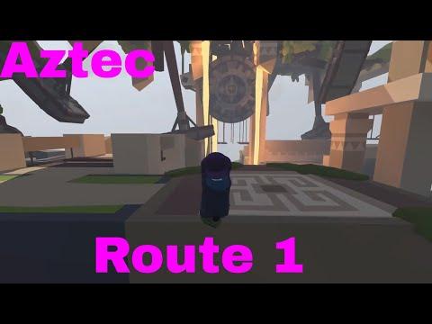 HFF tutorials   Aztec  (Route 1)