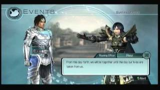 Dynasty Warriors 6: Empires - Zhao Yun Quotes and Events