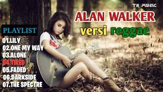 Alan Walker Versi Reggae | Full Album 2019 |