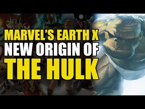 Earth X Hulk Origin (Earth X Vol 4)