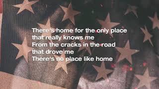 Eminem - Like Home feat. Alicia Keys (Lyrics Video)
