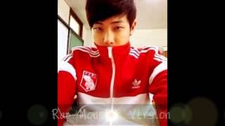 BTS (방탄소년단) - 길 (Road/Path) Jungkook/Jimin/Jin/V/RapMon (Singing Voices)