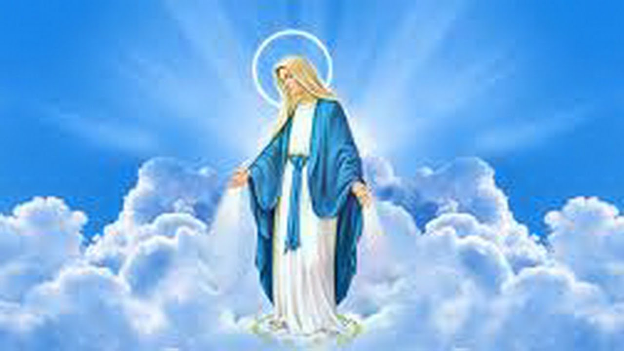 Spiritual Revival Of The Holy Virgin Mary