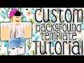 Custom Background Template Tutorial ROBLOX mp3