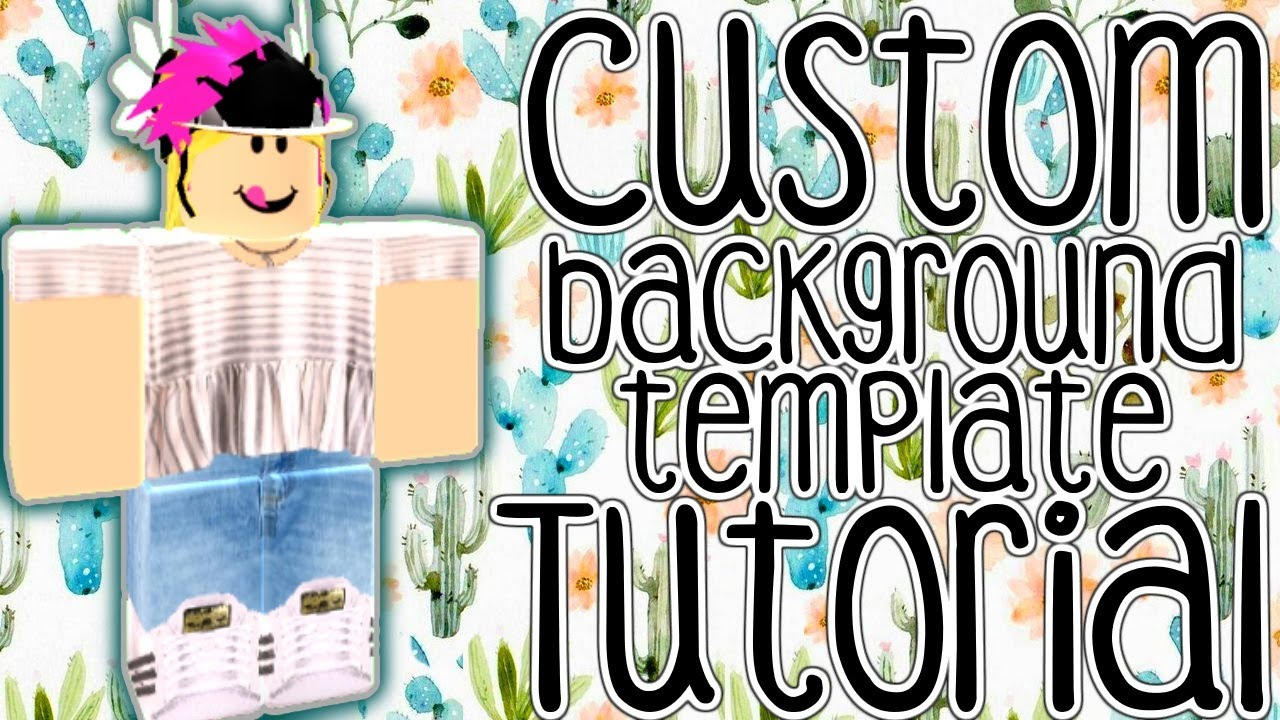Roblox How To Make Custom Templates By Pamzshxt - how to make an aesthetic shirt roblox pixlr youtube