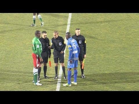 AC Arles Avignon – CS Sedan (2-2) – Le résumé (ACA – CSSA) / 2012-13