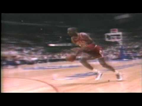 Michael Jordan 1987 Slam Dunk Contest