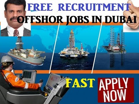 OFFSHOR JOBS IN DUBAI FREE RECRUITMENT || Www.TakeYourJobs.com