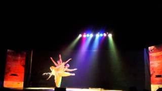 Indian classical dance by pakistani artists in JNU