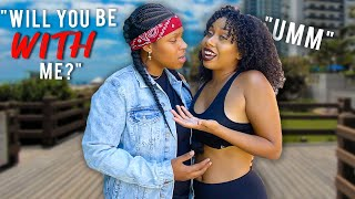 Finally ASKED my *CRUSH* to be with me & THIS Happened😱   EZEE X NATALIE