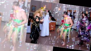 Музыка на свадьбу,оформление свадьбы, мыльные пузыри,спецэфекты,дым, снег , конфети