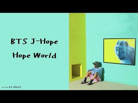 【韓繁中字】J-Hope - Hope World (1st Mixtape: Hope World)