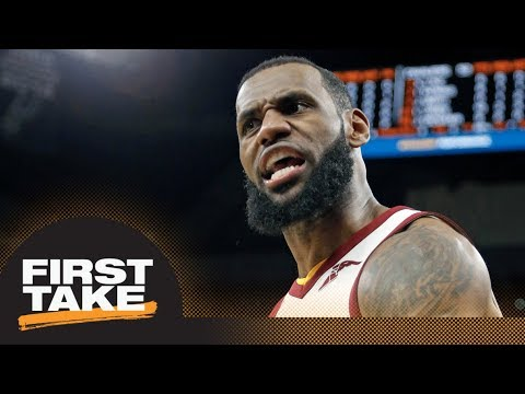 Should Cavaliers try to trade LeBron James? Stephen A., Max and Will Cain debate | First Take | ESPN