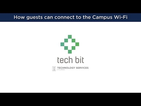 Guest Access for Campus Wi-Fi