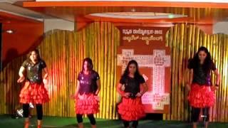 Mahesh-ALU-Group Dance KR 2012 ALU