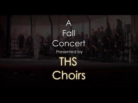 Choirs Fall Concert 2017