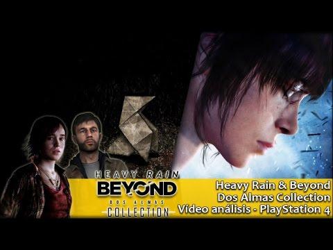 Heavy Rain & Beyond Two Souls Collection   Análisis español GameProTV