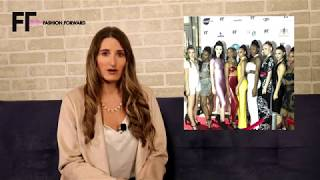 FF Recap Interview with Stephanie, Runway Model