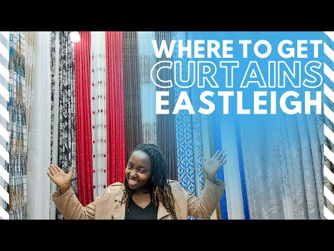 WHERE TO GET AFFORDABLE QUALITY CURTAINS AND SHEERS IN NAIROBI with prices  EASTLEIGH CURTAINS KENYA