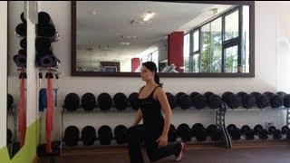 Bindegewebe straffen / Bindegewebe stärken - Übungen