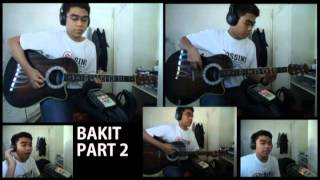 Bakit Part 2 acoustic cover by Renz Macion