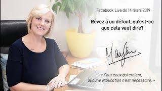 #49 FB live : Rêver à nos défunts, c'est possible?