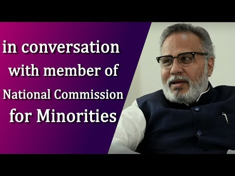 In Conversation With Sunil Singhi | Member, National Commission For Minorities | Talk With Tops |