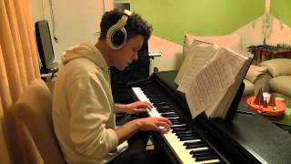 One Direction - Change My Mind - Piano Cover - Slower Ballad Cover